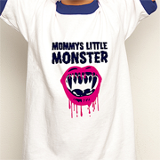 Mommys Little Monster Shirt